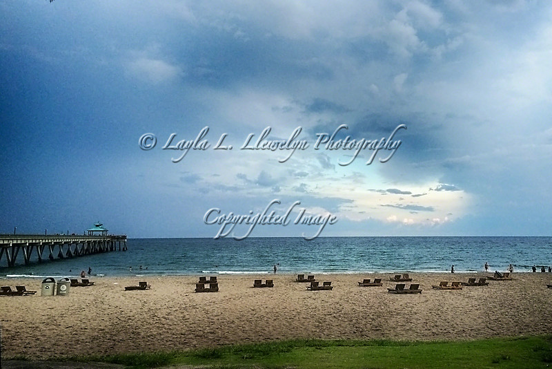 Day 210 Partly Cloudy (Deerfield Beach, Florida)