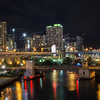310 Night Time at the Miami River