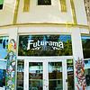 Day 223 Time to Set Up at Futurama!<br /> Getting ready for my exhibit on August 29th in Little Havana, as part of the Calle 8 Viernes Culturales August event.