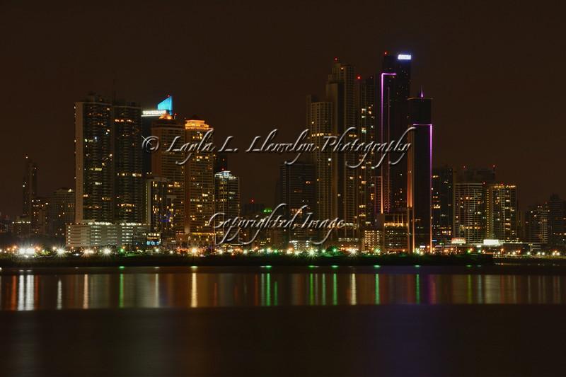 Day 195 Panama City Skyline (Partial)