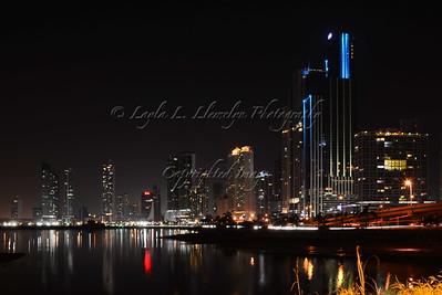 Day 346 Panama City's Skyline