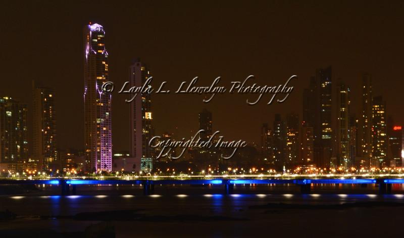 Day 190  Panama City's Skyline