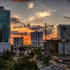 Day 84 (Photo 2) The sun sets on our booming city: This is Miami