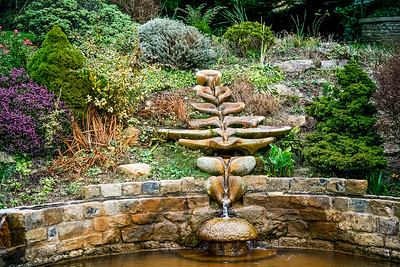 Chalice well Fountain