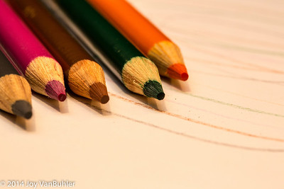 14/365 - Colored Pencils
