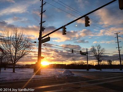 21/365 - Sunrise