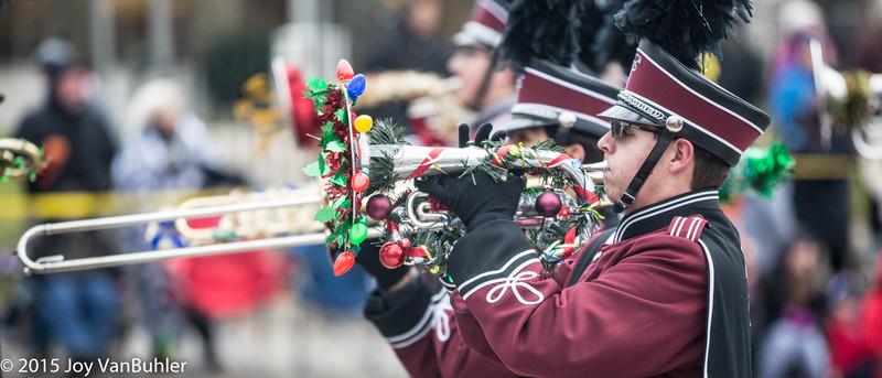 329/365 - Detroit's Thanksgiving Day Parade