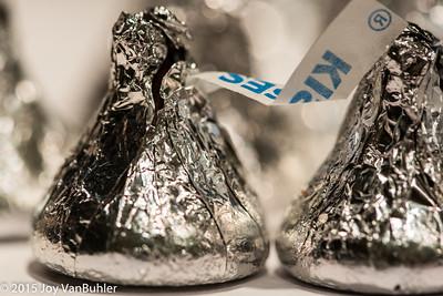 7/365 - Hershey's Kisses