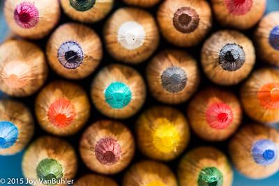 43/365 - Colored Pencils