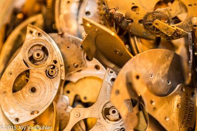 37/365 - Clock Parts