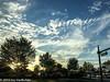 274/365 - Evening Sky