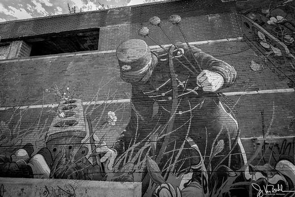 267/365 - Murals in the Market