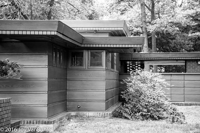 176/365 - Frank Lloyd Wright Smith House