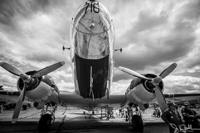 232/365 - Thunder Over Michigan Airshow
