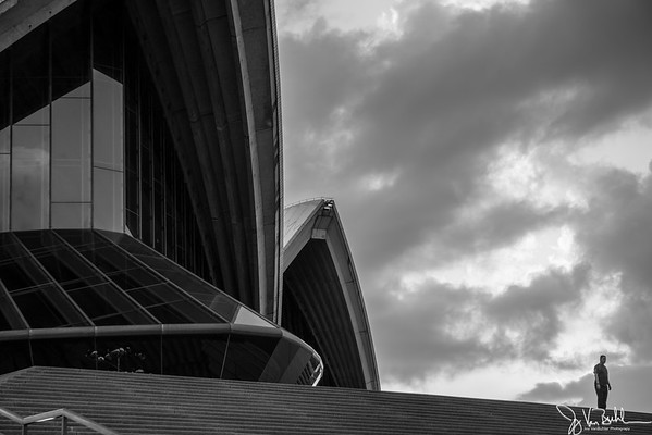 136/365 - Opera House at Sunrise