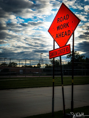 249/365 - Road Work