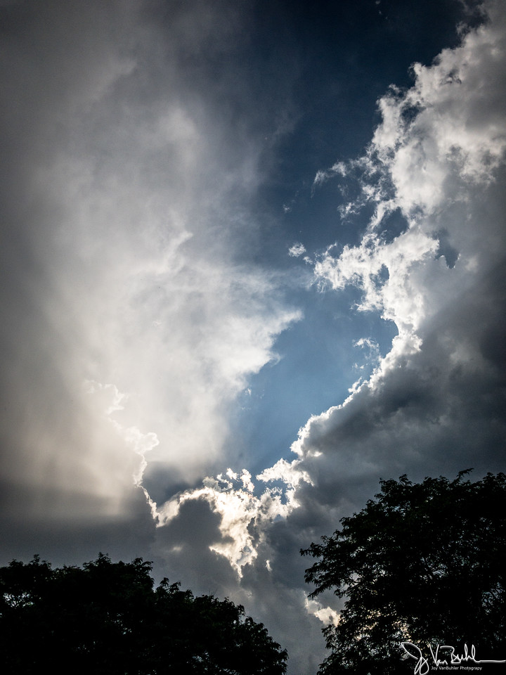 188/365 - Storm Clouds