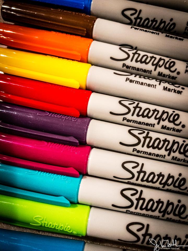 16/365 - Sharpies