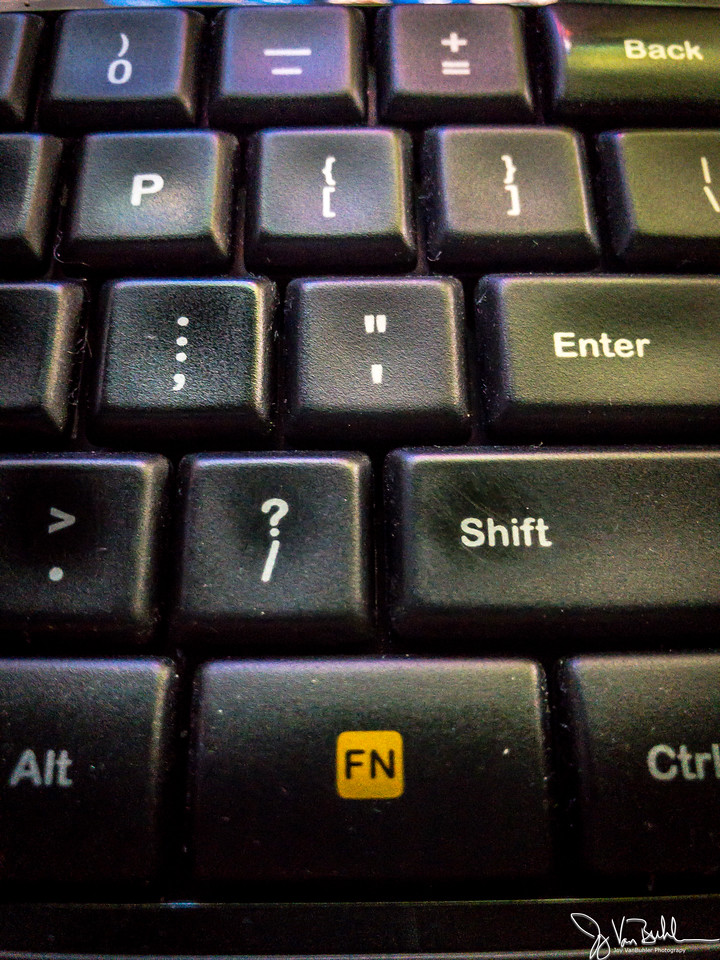 109/365 - Keyboard