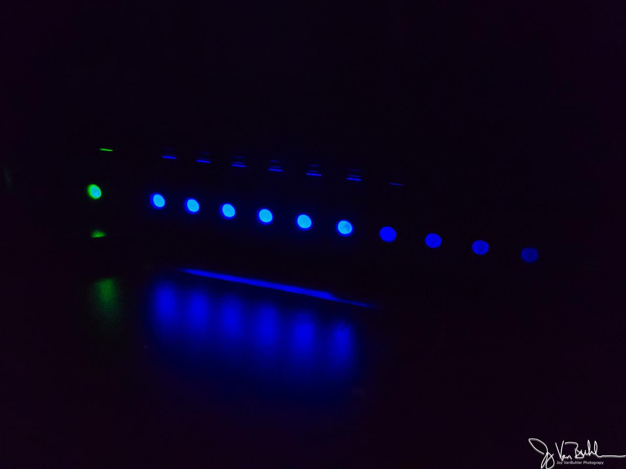 34/365 - Computer lights