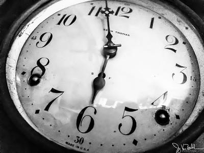 45/365 - Clock