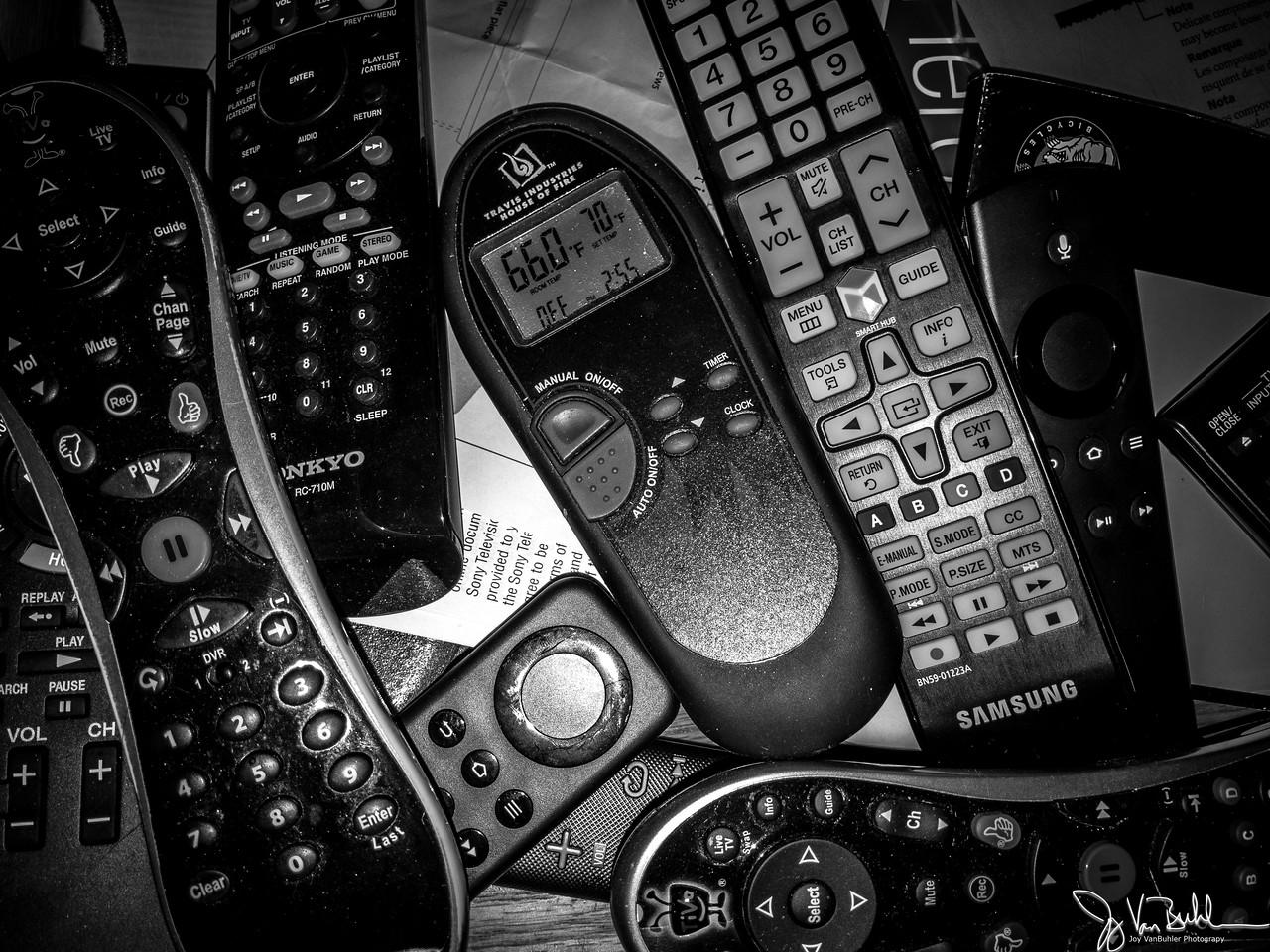 18/365 - Remotes