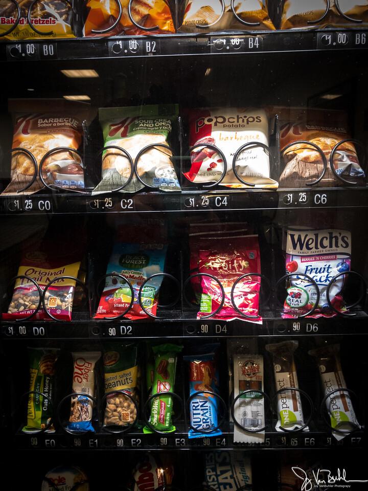 24/365 - Vending Machine