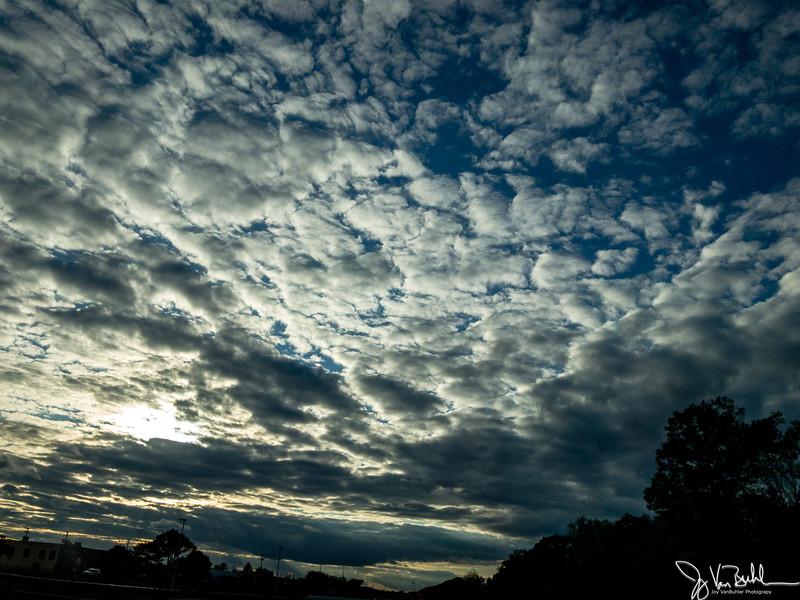 289/365 - Clouds