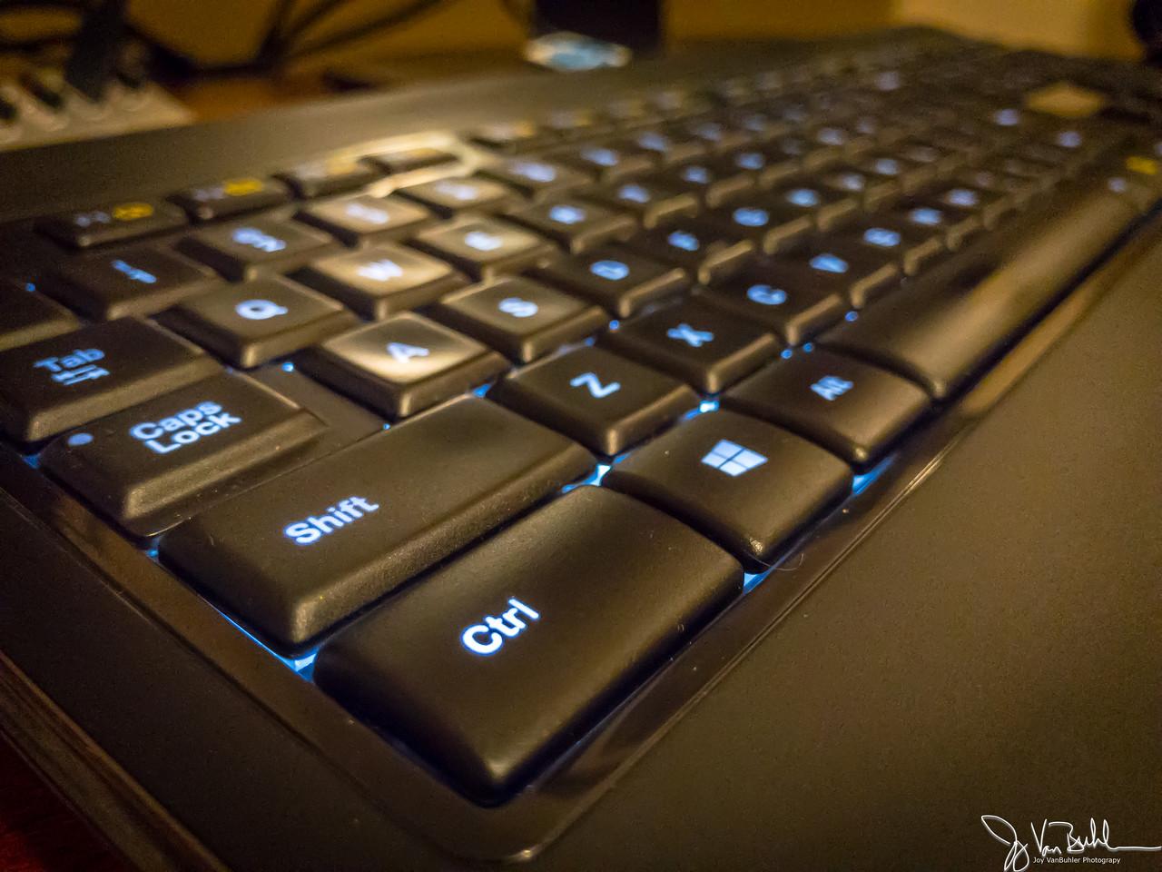 17/365 - Keyboard
