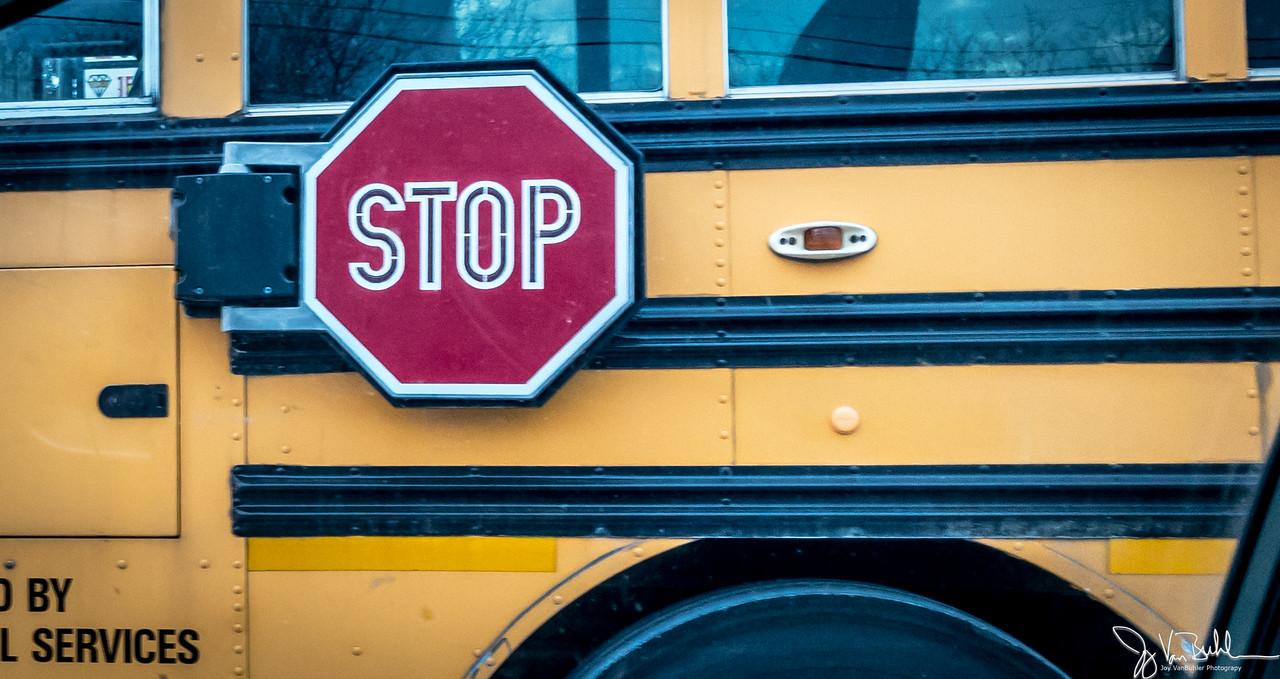 9/365 - School Bus