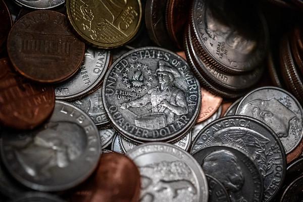 17/365 - Coins
