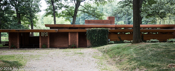 26/52-4:  Frank Lloyd Wright Smith House