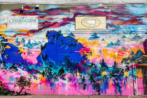 40/52-2: Murals in the Market