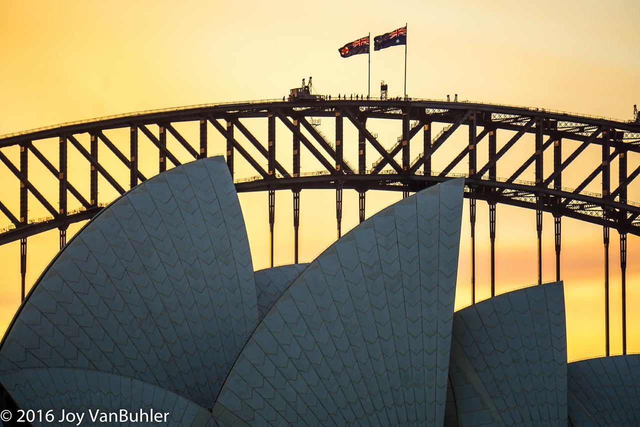 20/52-3: Opera House and Bridge