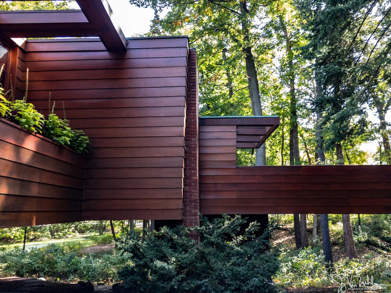42/52-3: Frank Lloyd Wright Affleck House