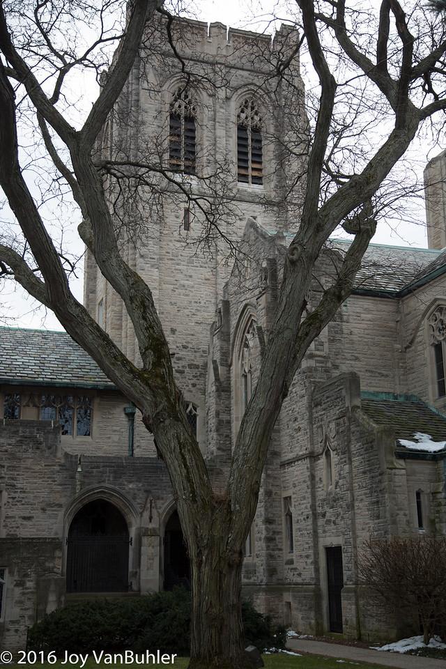 5/52-5: Grosse Pointe Memorial Church