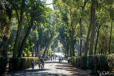 37/52-1: Villa Borghese Park