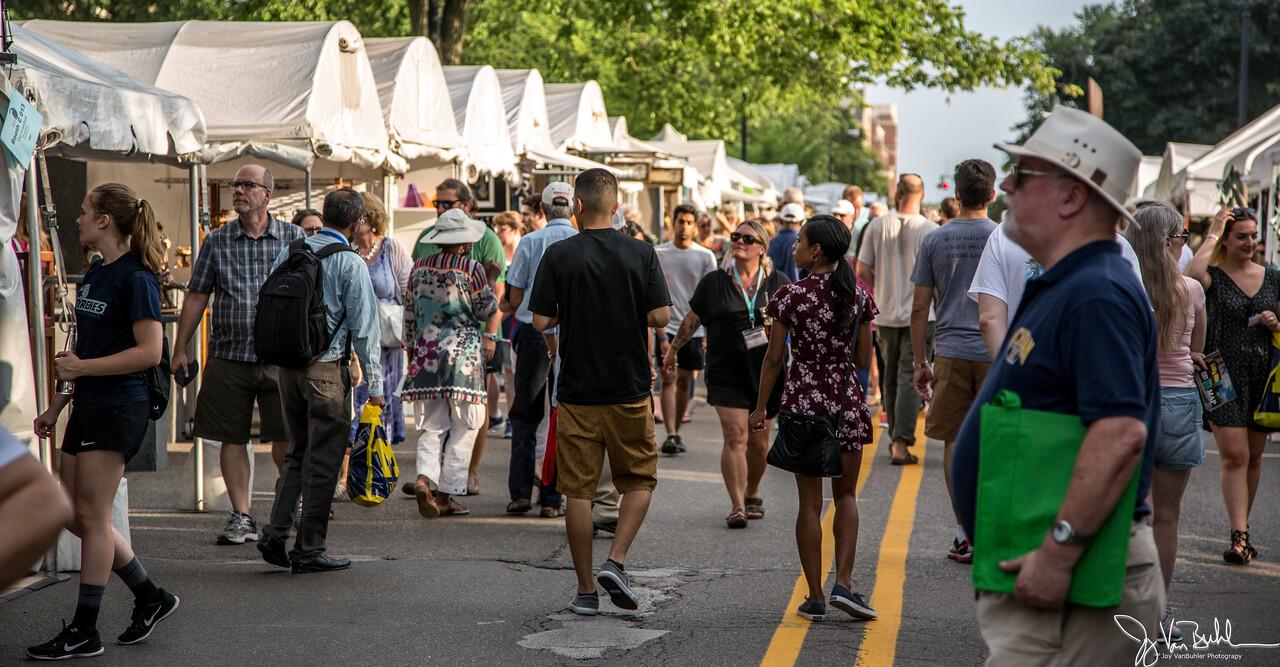 29/52-3: Ann Arbor Art Fair