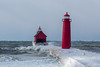 2/52-4: Grand Haven Lighthouse