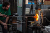 8/52-2: Glass Blowing Demonstration at the Glass Academy