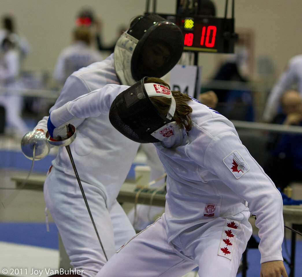 3/13/11 - Went down to the US Fencing North American Tournament Cup D in Detroit today.  It was very interesting.  Lost of different types of people competing in the events.  I kept switching back and forth between my 135mm and 50mm lenses.  I liked the 135, but it was too close.  I couldn't get close enough with the 50.  My telephoto lens was not fast enough.  I see a new lens in my future.