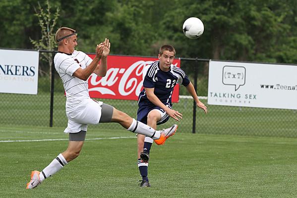 2011 Regina Mens State Soccer vs. Solon 1-0