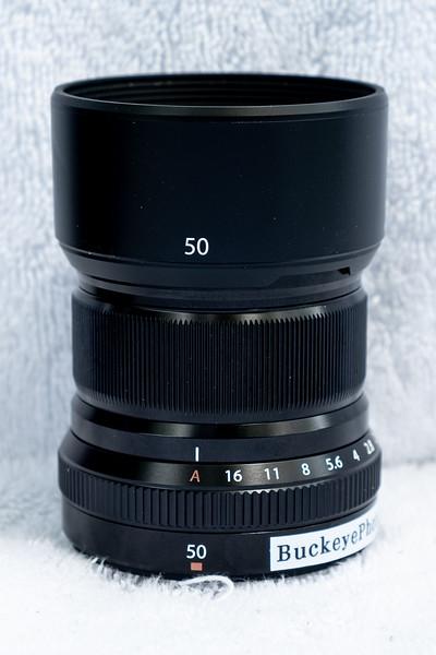 FUJINON XF50mmF2 R WR
