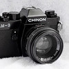 CHINON AM-3 35mm Film SLR