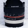 Samyang 8mmF2.8 UMC Fisheye II