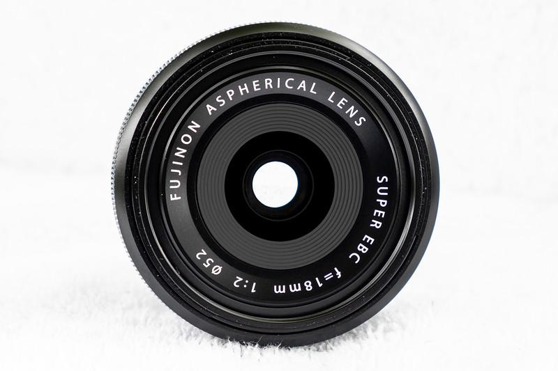 FUJINON XF18mmF2 R