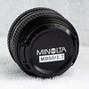 Minolta 50mmF1.7 (MD mount)