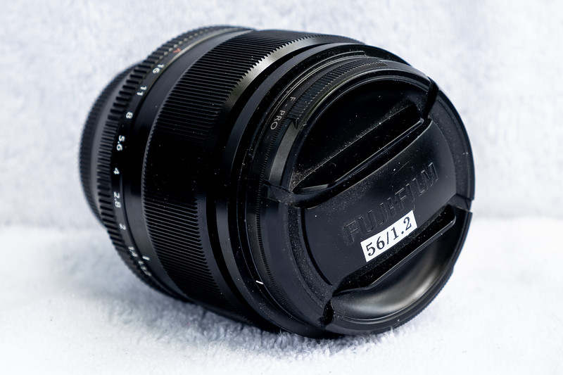 FUJINON XF56mmF1.2 R