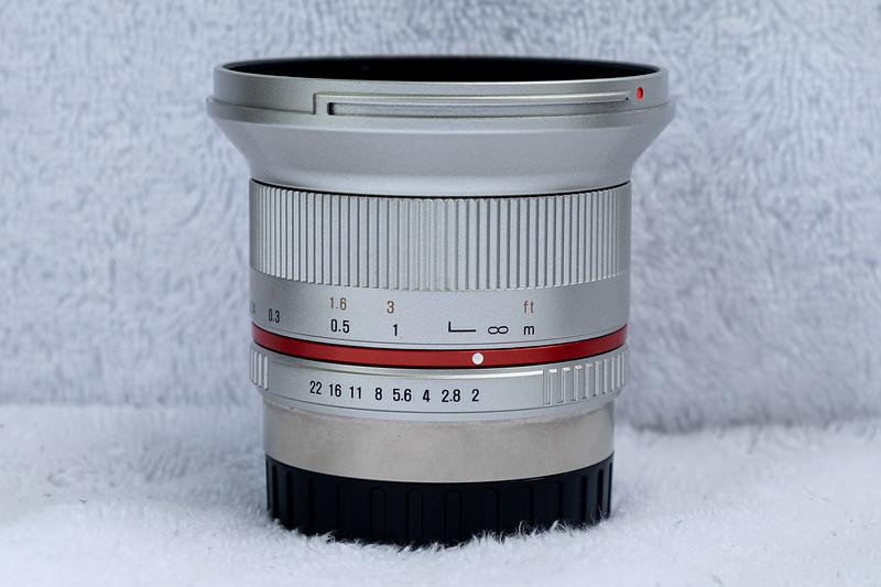 Rokinon 12mm f/2.0 NCS CS