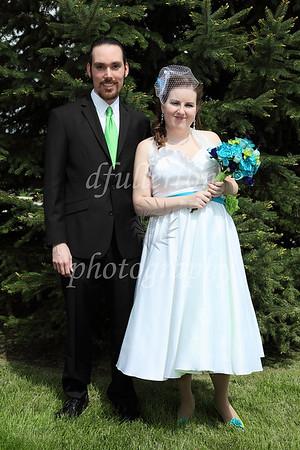 Congratulations Bobbi and Mark!  5-20-11